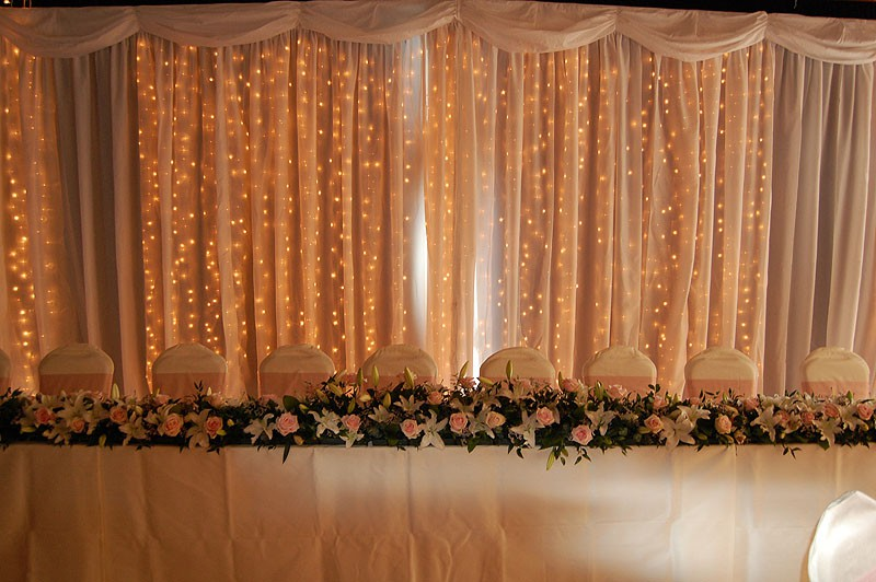 Curtains Ideas curtains cardiff : DJ Sound and Lighting | Starlight backdrop hire Cardiff