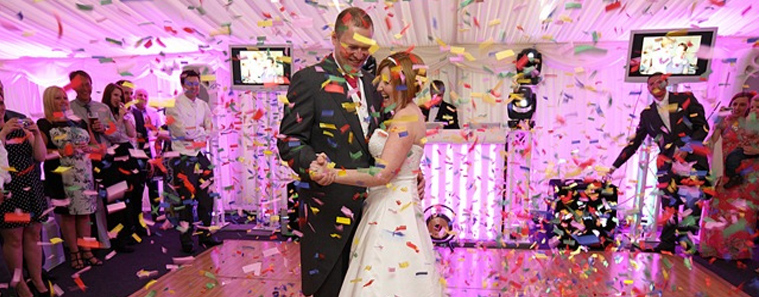 Dj sound lighting wedding party crickhowell dj sound and lighting are leaders in providing wedding party services in crickhowell dj sound and lighting have many years under their belt offering junglespirit Image collections